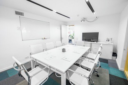 Barcelona conference rooms Meetingraum Hub & In image 0