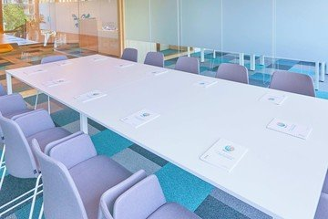 Barcelona conference rooms Meeting room Hub and in - Meeting room Comfort image 2