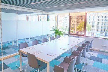 Barcelona conference rooms Meetingraum Hub and in - Meeting room Comfort image 0