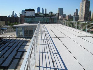 NYC corporate event venues Rooftop Seret Studios - Runway Rooftop image 2