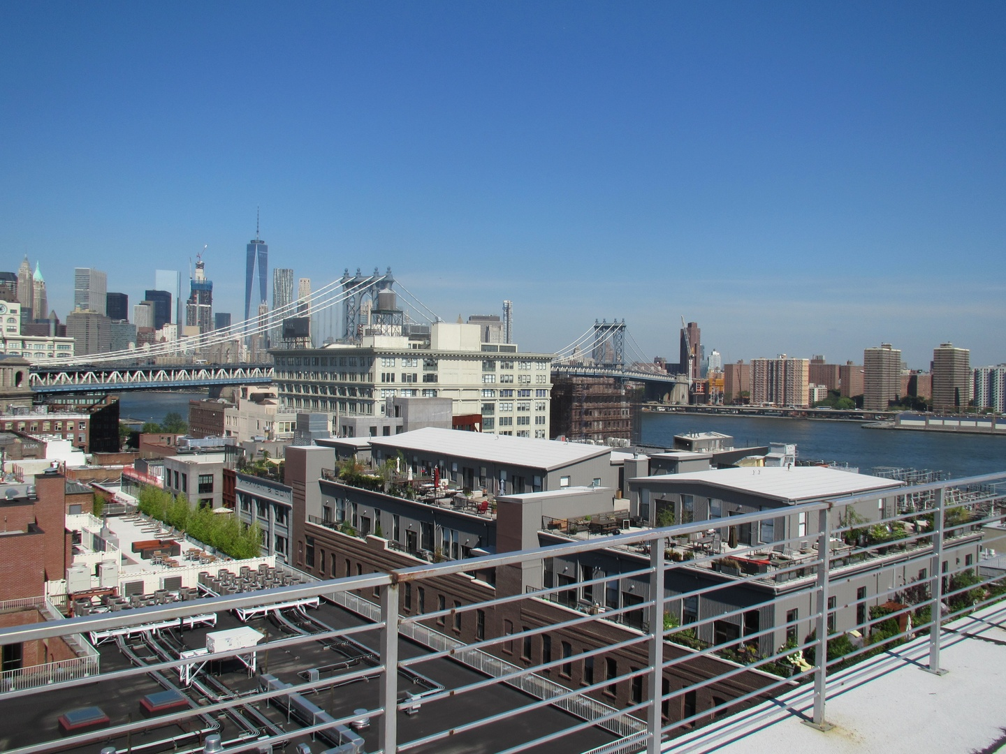 NYC corporate event venues Dachterrasse Seret Studios - Runway Rooftop image 1