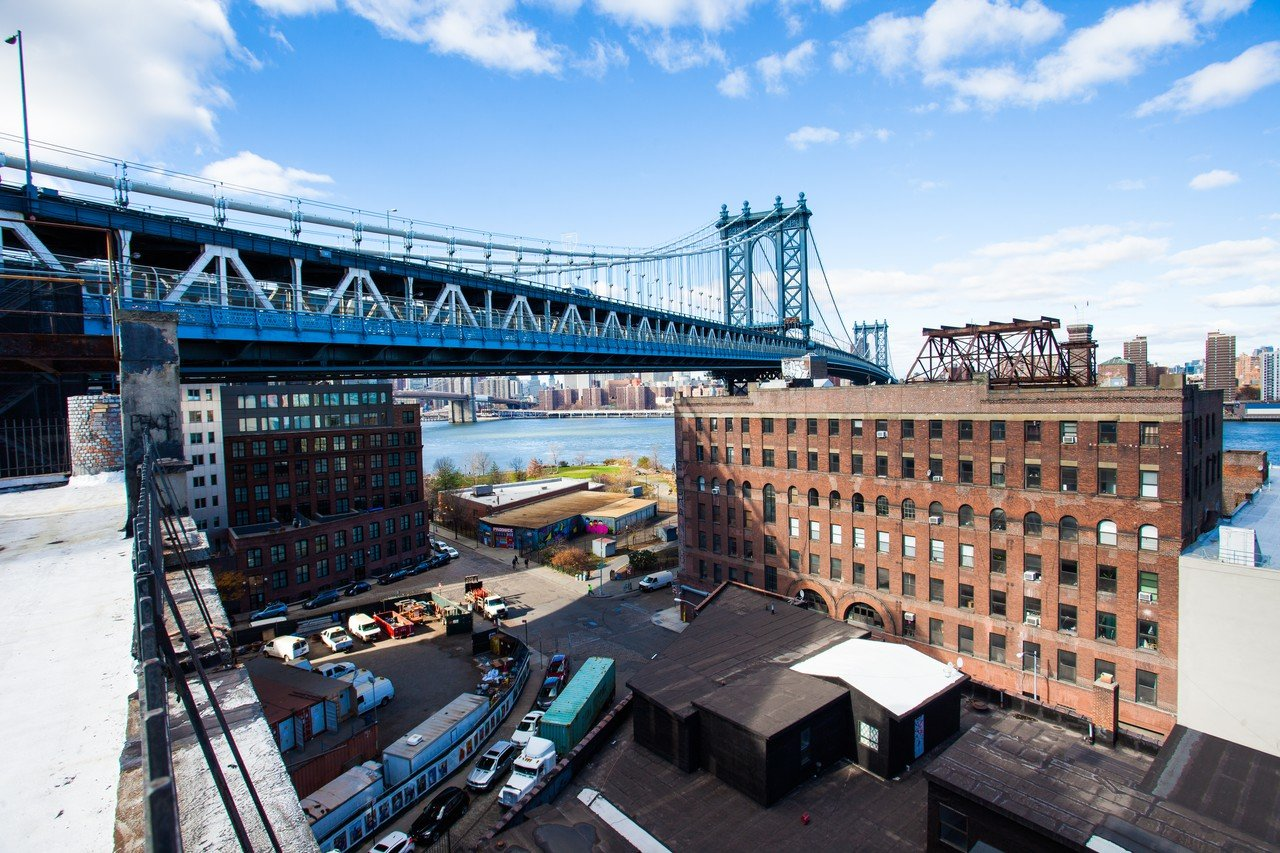 NYC corporate event venues Rooftop Seret Studios - Rooftop Dumbo image 0