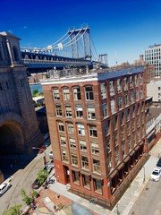 NYC corporate event venues Rooftop Seret Studios - Rooftop Dumbo image 1