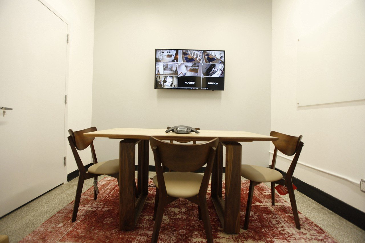 NYC conference rooms Meeting room BKLYN Commons Small Conference Room image 0