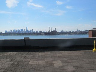 NYC corporate event venues Dachterrasse Seret Studios - Green Point Rooftop image 1