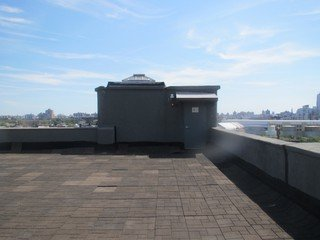 NYC corporate event venues Dachterrasse Seret Studios - Green Point Rooftop image 6