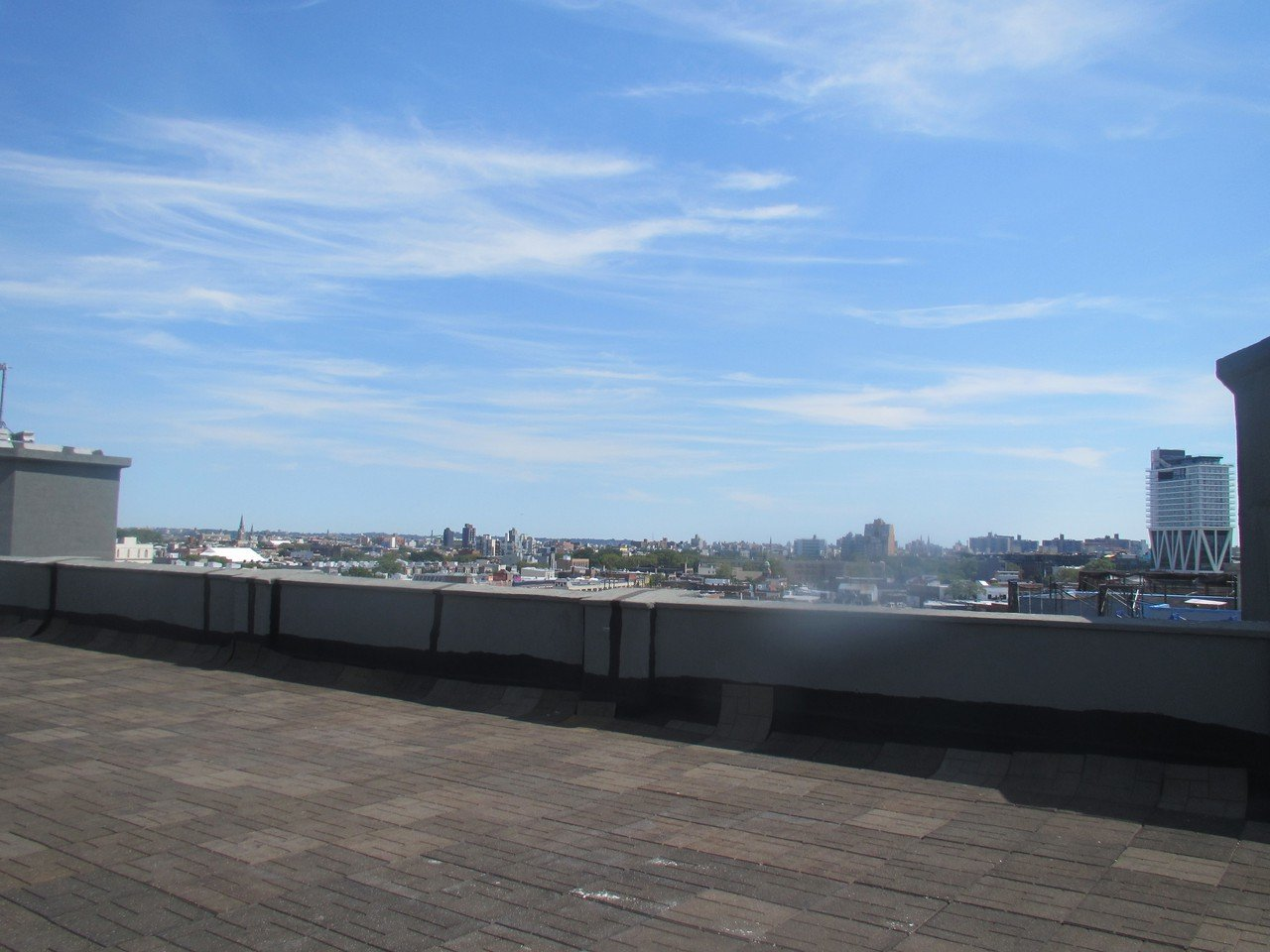 NYC corporate event venues Dachterrasse Seret Studios - Green Point Rooftop image 0