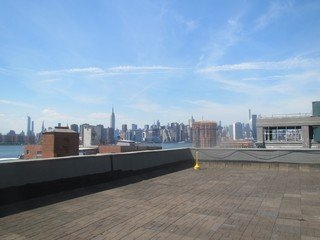 NYC corporate event venues Dachterrasse Seret Studios - Green Point Rooftop image 2