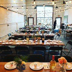 NYC corporate event venues Coworking Space Bat Haus image 2