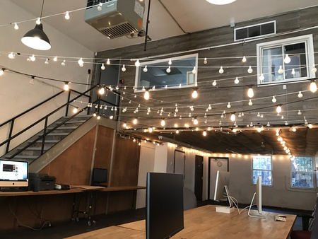 NYC corporate event venues Coworking space Bat Haus image 11
