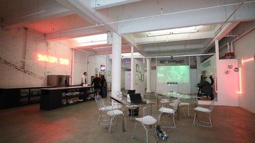 NYC corporate event venues Gallery Raw Space - Sky Gallery image 0