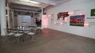 NYC corporate event venues Gallery Raw Space - Sky Gallery image 1
