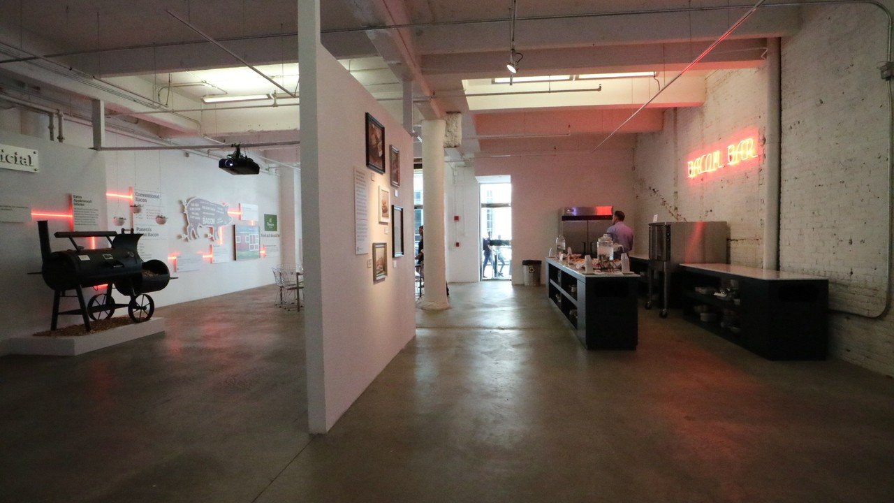 NYC corporate event venues Galerie Raw Space - Sky Gallery image 14