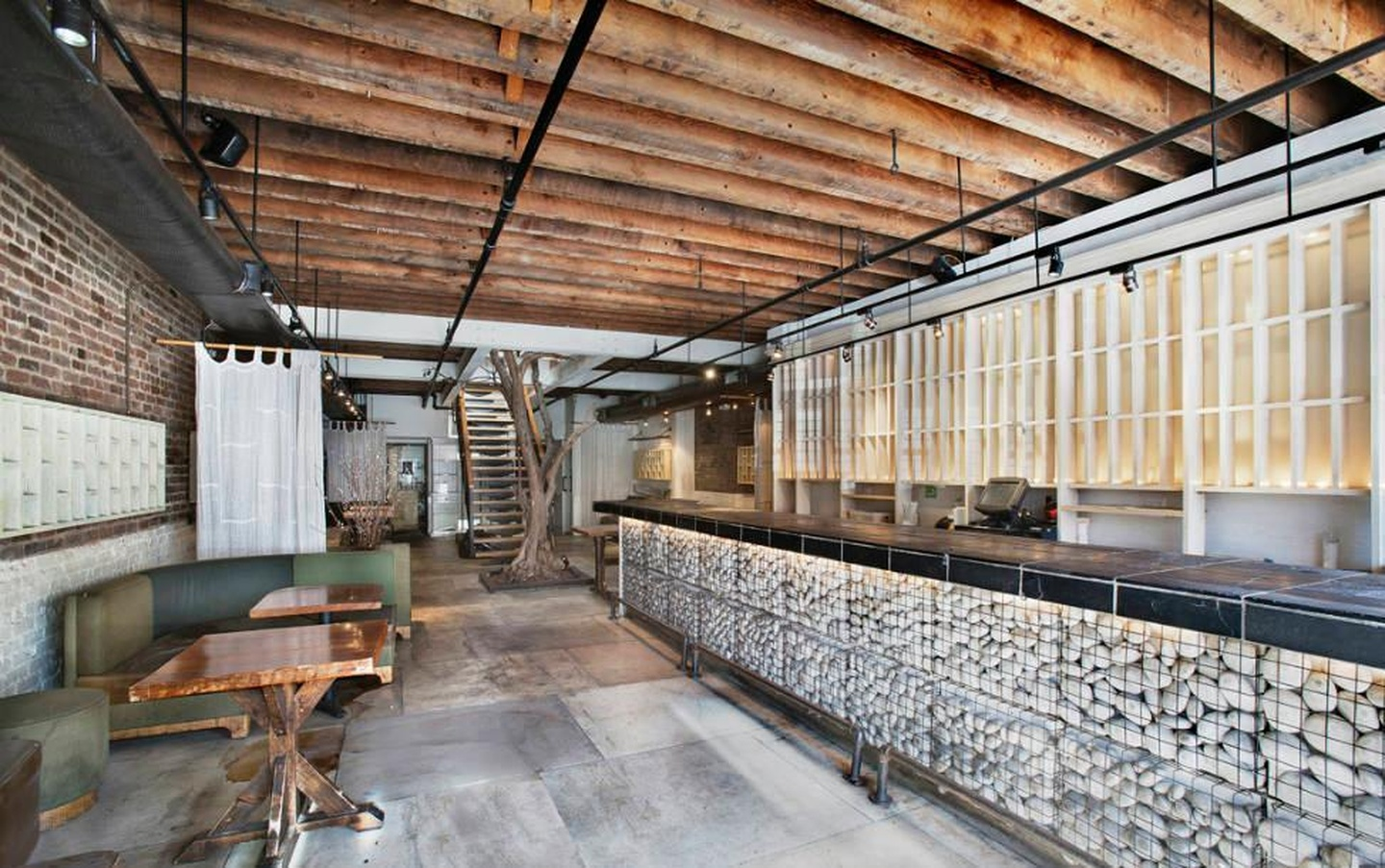 NYC corporate event venues Gallery Raw Space - Zen House image 0