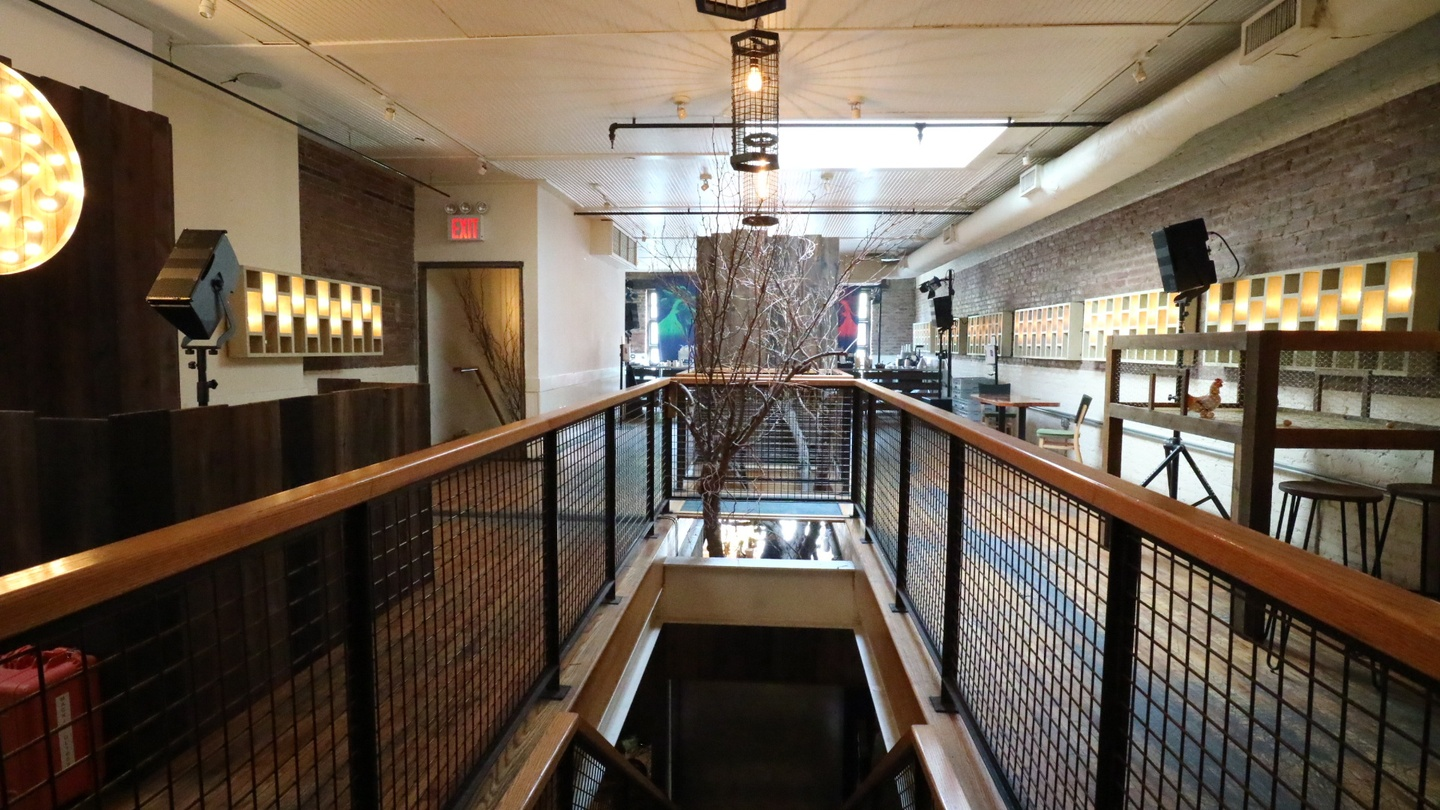 NYC corporate event venues Gallery Raw Space - Zen House image 1