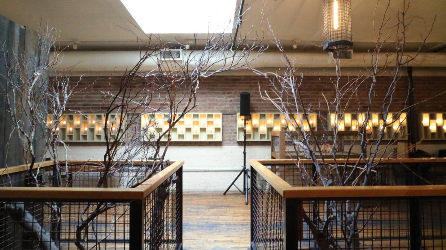 NYC corporate event venues Gallery Raw Space - Zen House image 4