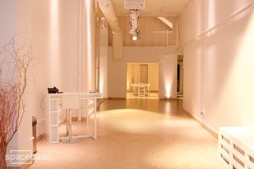 NYC corporate event venues Galerie Punto Space Studio A image 5