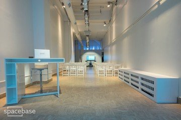 NYC corporate event venues Galerie Punto Space Studio A image 3