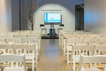 NYC corporate event venues Galerie Punto Space Studio A image 0