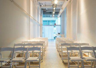 NYC corporate event venues Galerie Punto Space Studio A image 1