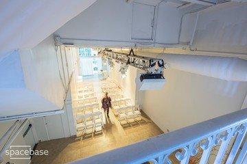 NYC corporate event venues Galerie Punto Space Studio A image 2