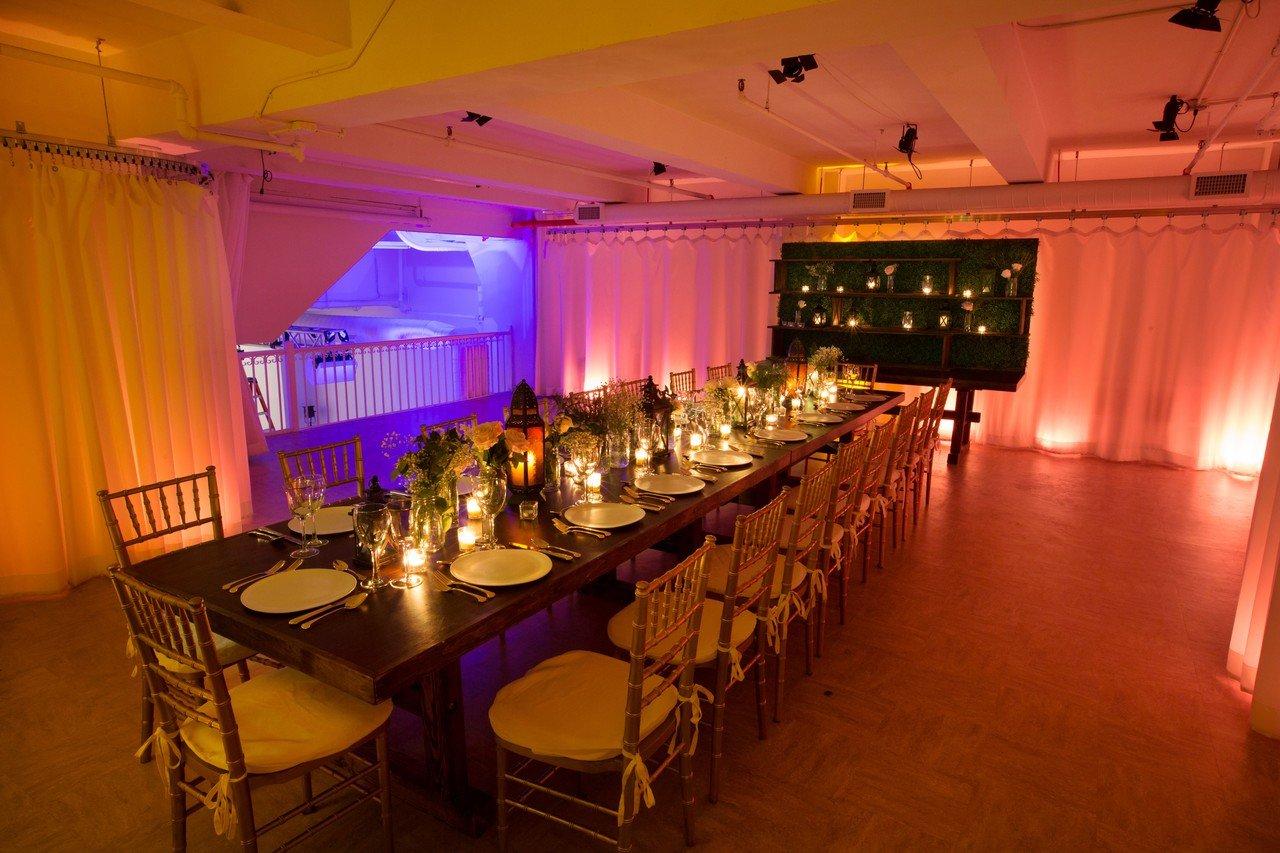 NYC corporate event venues Galerie Punto Space - Studio C image 0
