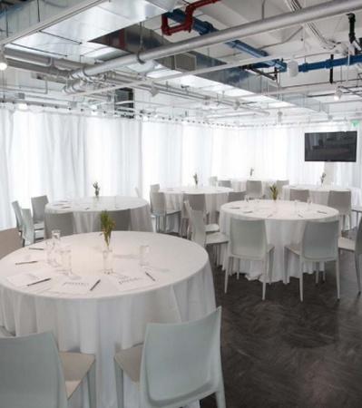 NYC corporate event venues Galerie d'art Punto Space Studio D image 8