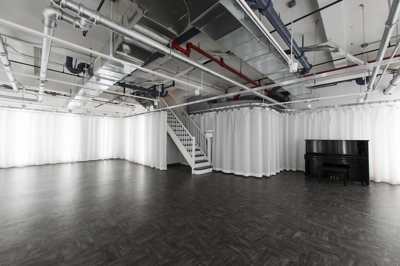 NYC corporate event venues Galerie d'art Punto Space Studio D image 1