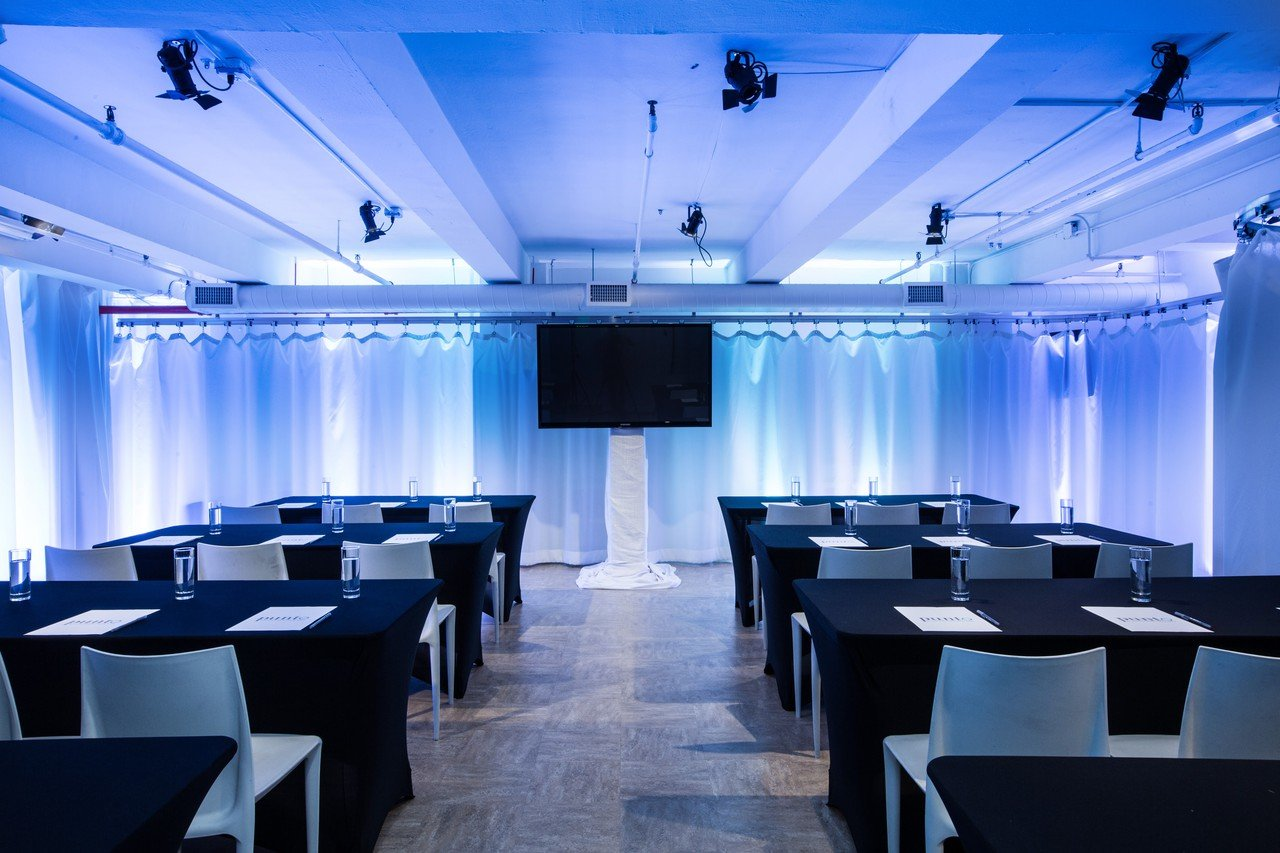 NYC corporate event venues Gallery Punto Space Studio D image 0