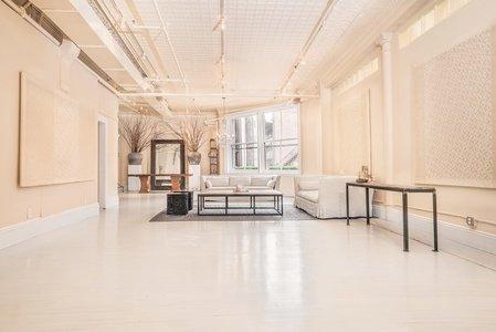 NYC corporate event venues Salle de réception Sixth Floor Loft image 0