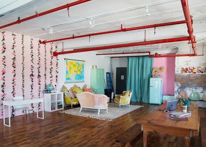 NYC workshop spaces Photography studio Brooklyn Brigade image 9
