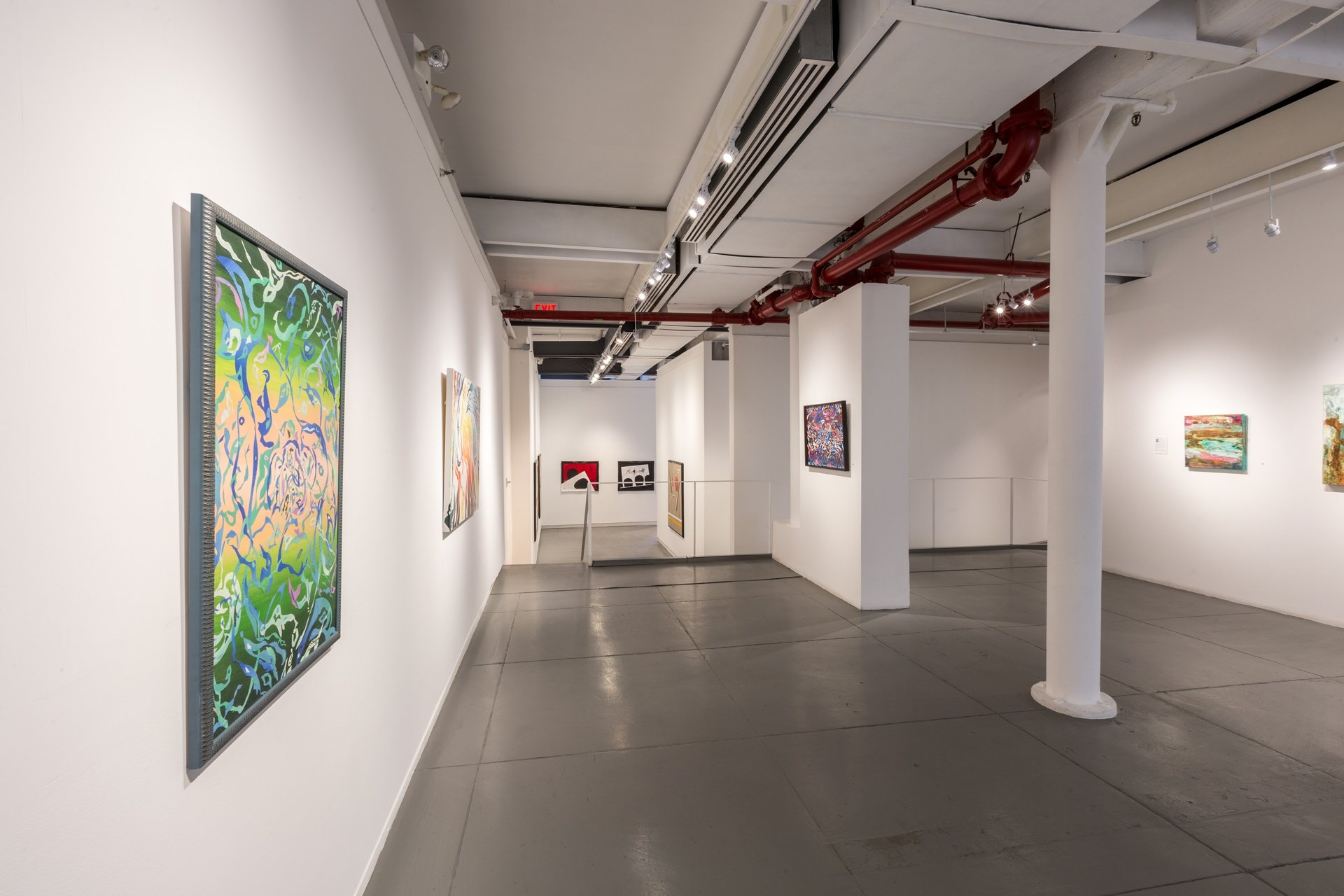 NYC corporate event venues Gallery White Space Chelsea at Agora Gallery image 0
