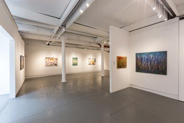NYC corporate event venues Galerie White Space Chelsea at Agora Gallery image 1