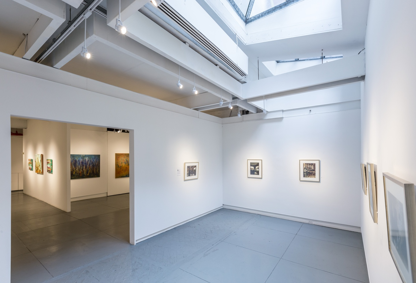NYC corporate event venues Gallery White Space Chelsea at Agora Gallery image 2