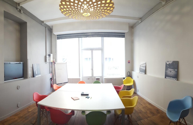 Paris workshop spaces Meeting room valerie geneyton image 0