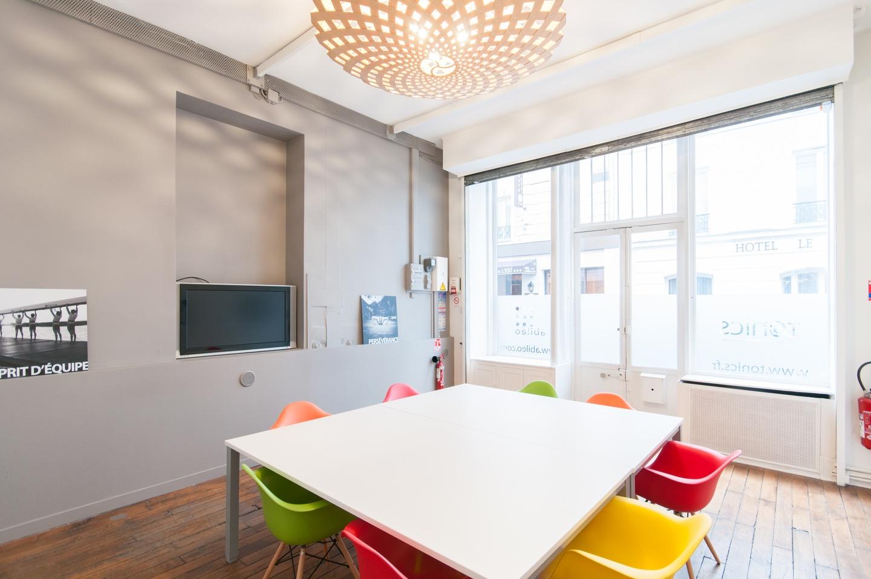 Paris workshop spaces Meeting room valerie geneyton image 1