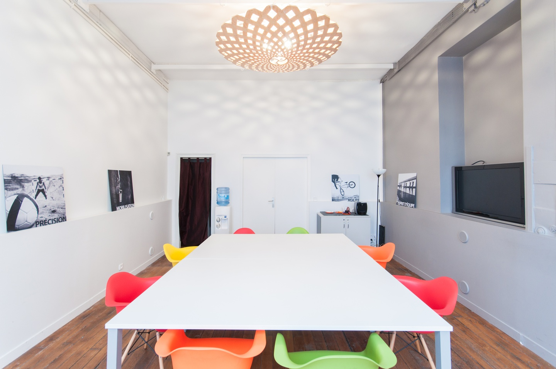 Paris workshop spaces Meeting room valerie geneyton image 3