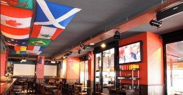 Paris corporate event venues Restaurant James Heltfeeld's Pub image 11