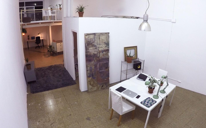 Barcelona workshop spaces Privat Location Espai Coala image 2