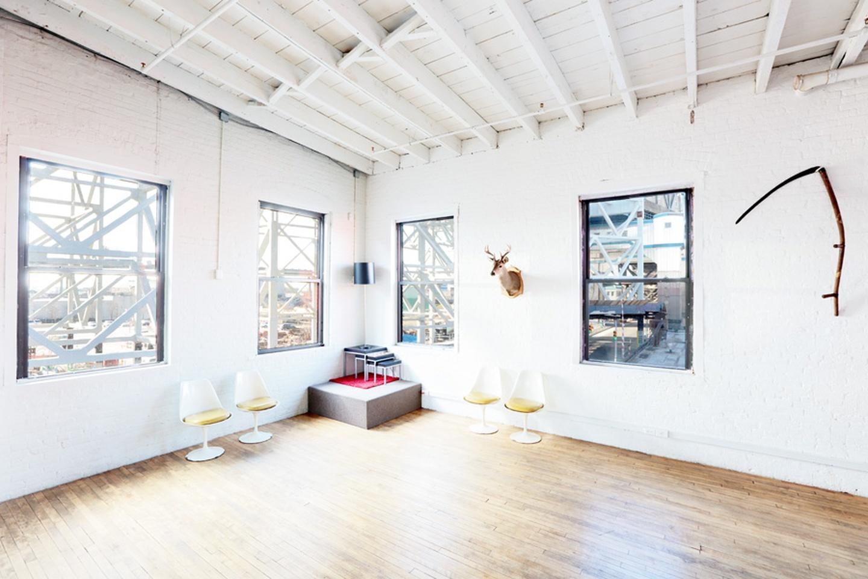 NYC corporate event venues Gallery Gowanus Loft image 4