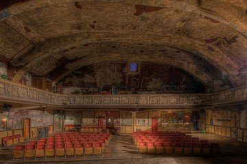 Leipzig corporate event venues Salle de projection Historical Theatre  image 2
