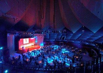 Tempodrom - Große Arena mieten in Berlin