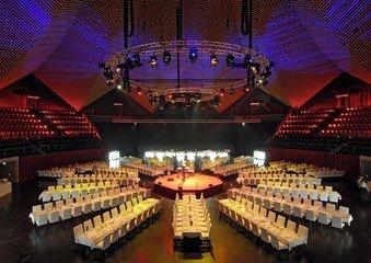 Berlin corporate event venues Besonders Tempodrom - Große Arena image 6