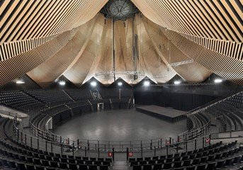 Berlin corporate event venues Besonders Tempodrom - Große Arena image 0