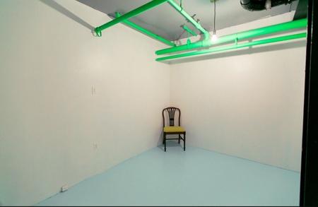 NYC workshop spaces Private residence Brooklyn 2 Story Loft: Bright upstairs, Dark downstairs, Rooftop image 32