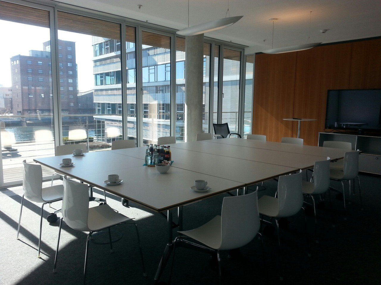 Düsseldorf training rooms Meeting room H2Office Triton image 0