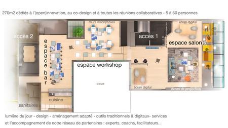 Paris workshop spaces Salle de réunion OPENMIND KFE Paris-Cléry image 5
