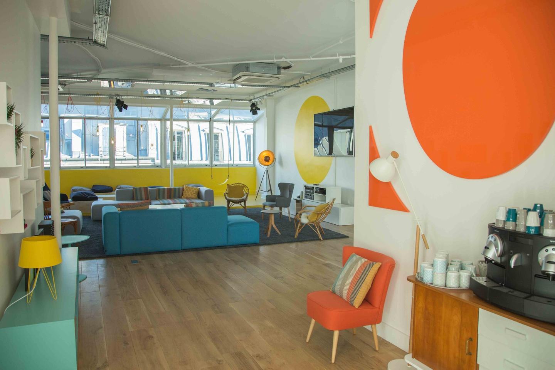 Paris workshop spaces Salle de réunion OPENMIND KFE Paris-Cléry image 3