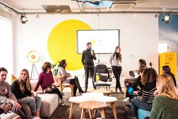 Paris Espaces workshop Salle de réunion OPENMIND KFE Paris-Cléry image 4