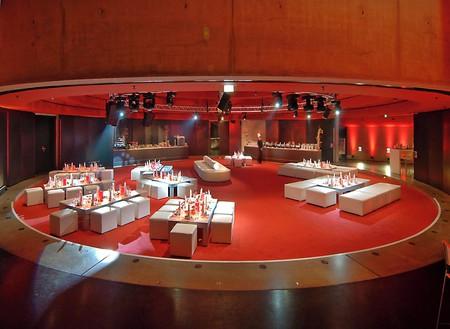 Berlin corporate event venues Partyraum Tempodrom - Kleine Arena image 3